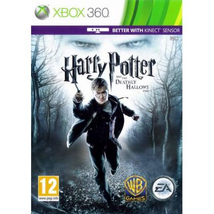 Гарри Поттер и Дары Смерти Часть 1 (Xbox 360) Русская версия