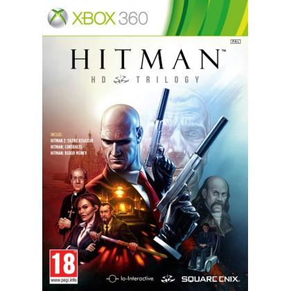 Hitman HD Trilogy (Xbox 360)