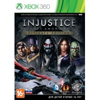 Injustice: Gods Among Us Ultimate Edition (Xbox 360) Рус..