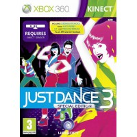 Just Dance 3 Special Edition (Xbox 360)