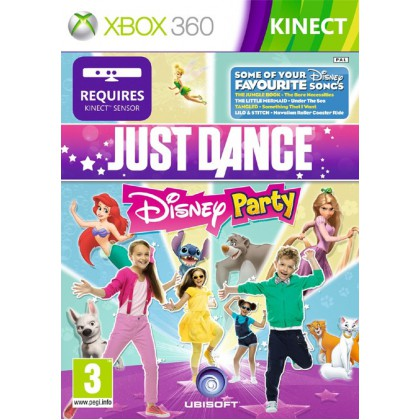 Just Dance: Disney Party (Xbox 360)
