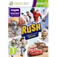 Kinect Rush (Xbox 360) Русские субтитры
