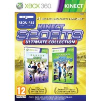 Kinect Sports Ultimate Collection (Xbox 360) Русская версия