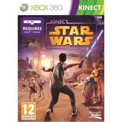 Kinect Star Wars (Xbox 360) Русская версия
