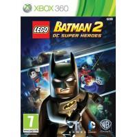 LEGO Batman 2: DC Super Heroes (Xbox 360) Русские субтитры