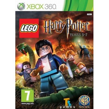 LEGO Гарри Поттер: годы 5-7 (Xbox 360) Русские субтитры