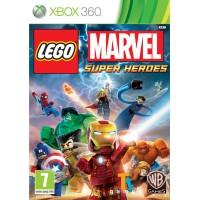 LEGO Marvel Super Heroes (Xbox 360) Русские субтитры