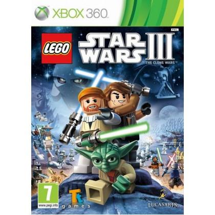 LEGO Star Wars 3: The Clone Wars (Xbox 360)