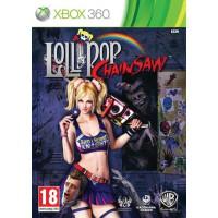 Lollipop Chainsaw (Xbox 360) Русские субтитры