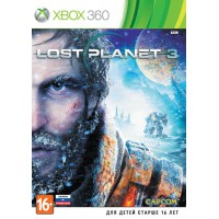 Lost Planet 3 (Xbox 360) Русские субтитры