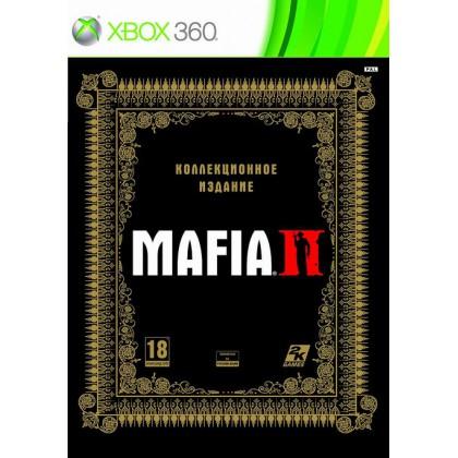 Mafia 2 Коллекционное издание (Xbox 360) Русская версия