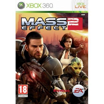 Mass Effect 2 (Xbox 360) Русские субтитры