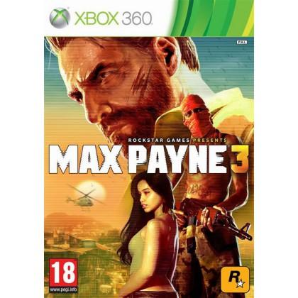 Max Payne 3 (Xbox 360) Русские субтитры