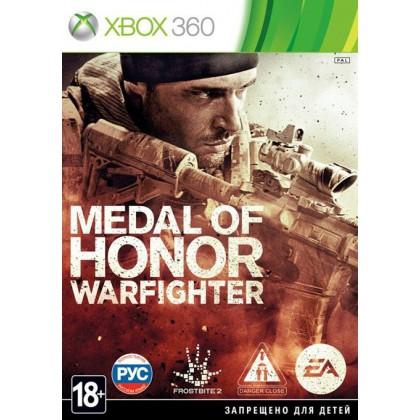 Medal of Honor: Warfighter (Xbox 360) Русская версия
