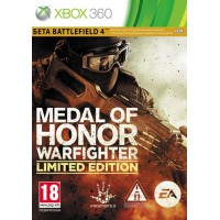 Medal of Honor: Warfighter Limited Edition (Xbox 360) Рус..