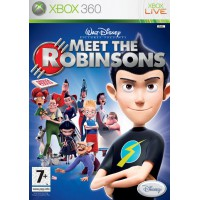 Meet the Robinsons: В гости к Робинсонам (Xbox 360)