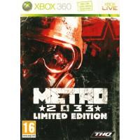 Metro 2033 Limited Edition (Xbox 360) Русская версия