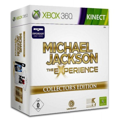 Michael Jackson The Experience Collector's Edition (Xbox 360)