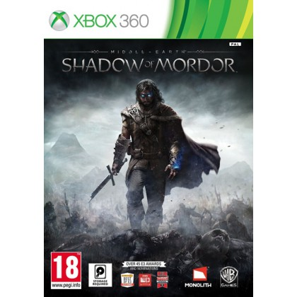 Middle-Earth: Shadow of Mordor - Средиземье: Тени Мордора (Xbox 360) Русские субтитры