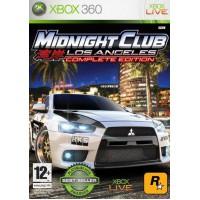 Midnight Club: Complete Edition (Xbox 360)