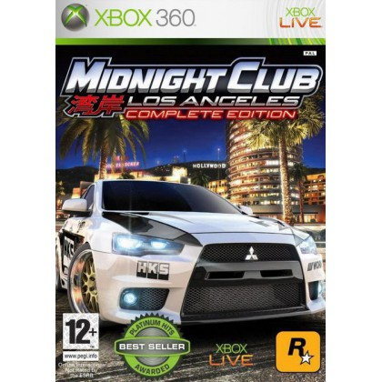 Midnight Club: Complete Edition (Xbox 360)
