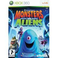 Monsters vs. Aliens (Xbox 360)