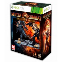Mortal Kombat Kollector's Edition (Xbox 360)