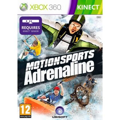 MotionSports Адреналин (Xbox 360)