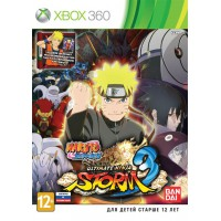 Naruto Shippuden: Ultimate Ninja Storm 3 (Xbox 360) Русские..