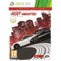 Need for Speed: Most Wanted Limited Edition (Xbox 360)