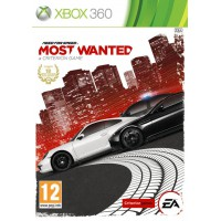 Need for Speed: Most Wanted (Xbox 360) Русская версия
