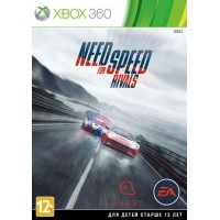 Need for Speed Rivals (Xbox 360) Русская версия