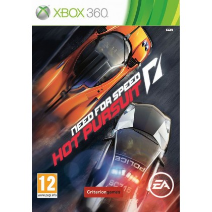Need for Speed Hot Pursuit (Xbox 360) Русская версия