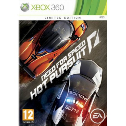 Need for Speed Hot Pursuit Limited Edition (Xbox 360) Русская версия