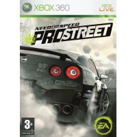 Need for Speed ProStreet (Xbox 360) Русская версия