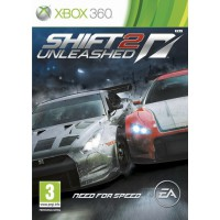 Need for Speed Shift 2 Unleashed (Xbox 360) Русские субтитры