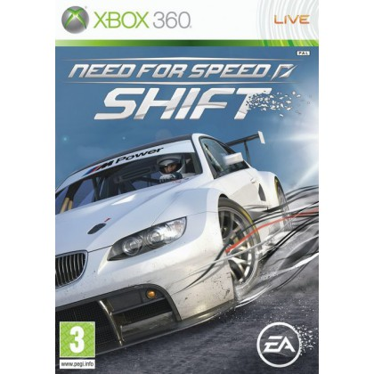 Need for Speed Shift (XBox 360) Русская версия