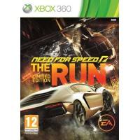 Need for Speed The Run: Limited Edition (Xbox 360) Русская ве...