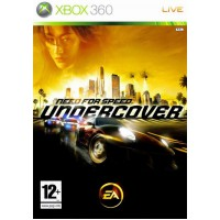 Need for Speed Undercover (Xbox 360) Русская версия