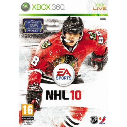 NHL 10 (Xbox 360) Русские субтитры