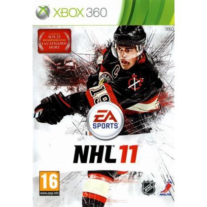 NHL 11 (Xbox 360) Русские субтитры