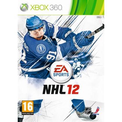 NHL 12 (Xbox 360) Русские субтитры