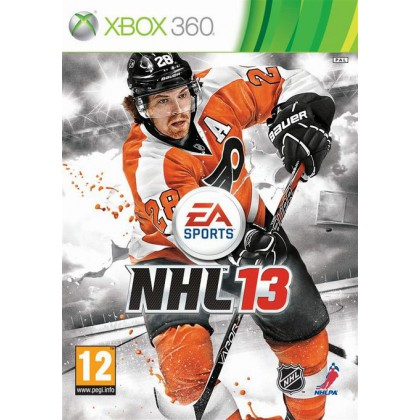 NHL 13 (Xbox 360) Русские субтитры