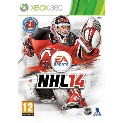 NHL 14 (Xbox 360) Русские субтитры