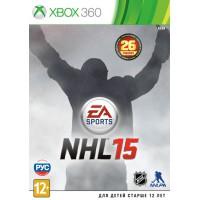 NHL 15 (Xbox 360) Русские субтитры