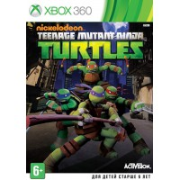 Nickelodeon Teenage Mutant Ninja Turtles (Xbox 360)
