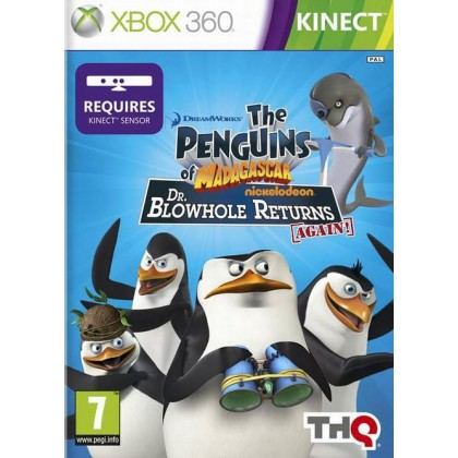 Penguins of Madagascar: Dr. Blowhole Returns Again! (Xbox 360)