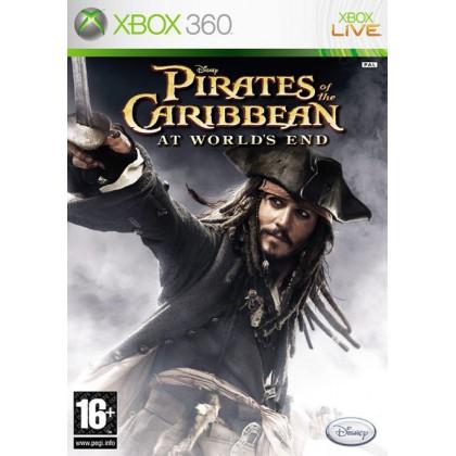 Пираты Карибского моря: На краю света (Xbox 360)