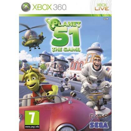 Planet 51 (Xbox 360)