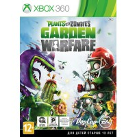 Plants vs. Zombies Garden Warfare (Xbox 360)